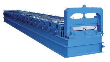 ประเทศจีน 11KW Electric Motor Cable Tray Roll Forming Machine With 5 Ton Capacity ผู้ผลิต