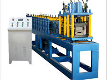 ประเทศจีน Aluminum Steel Metal Sheet Rolling Machine With Hydraulic Decoiler Machine  ผู้ผลิต