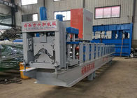 ประเทศจีน Metal Cold Roll Forming Machines Suitable For 0.3 - 0.8mm Thickness Plate โรงงาน