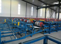 Automatic EPS Sandwich Panel Roll Forming Machine With PLC Control System