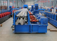 Automatic Metal Roll Forming Machine With Inner Diameter 500mm Manual Decoile