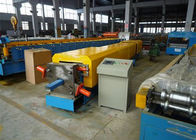 4kw Aluminium Gutter Roll Forming Machine With Metal Sheet Bending Machine