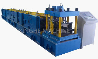 C Z Purlin Roll Forming Machine For Making Roofing Load - Bearing Plate