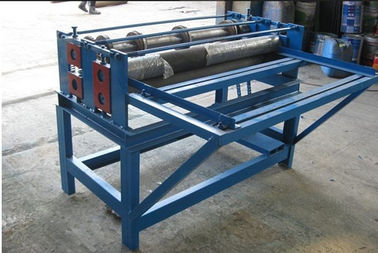 Easy Operate Sheet Metal Slitter Machine For Roll Forming System Cutting Tiles