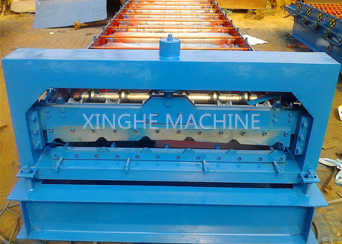11 Rows Roller Automatic Roll Forming Machines With Carbon Steel 45 Raw Material